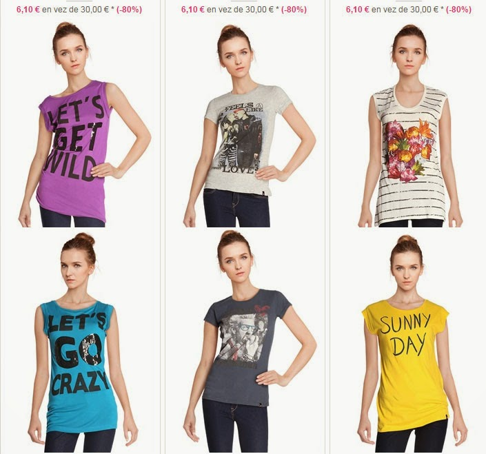 seis modelos en oferta