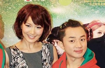 Wong Cho Lam and Leanne Li