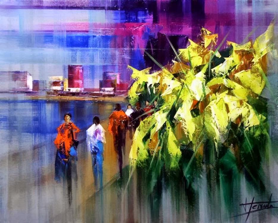 Pejzaži u slikarstvu... - Page 2 Landscape+Paintings+by+Josep+Teixido+%2813%29