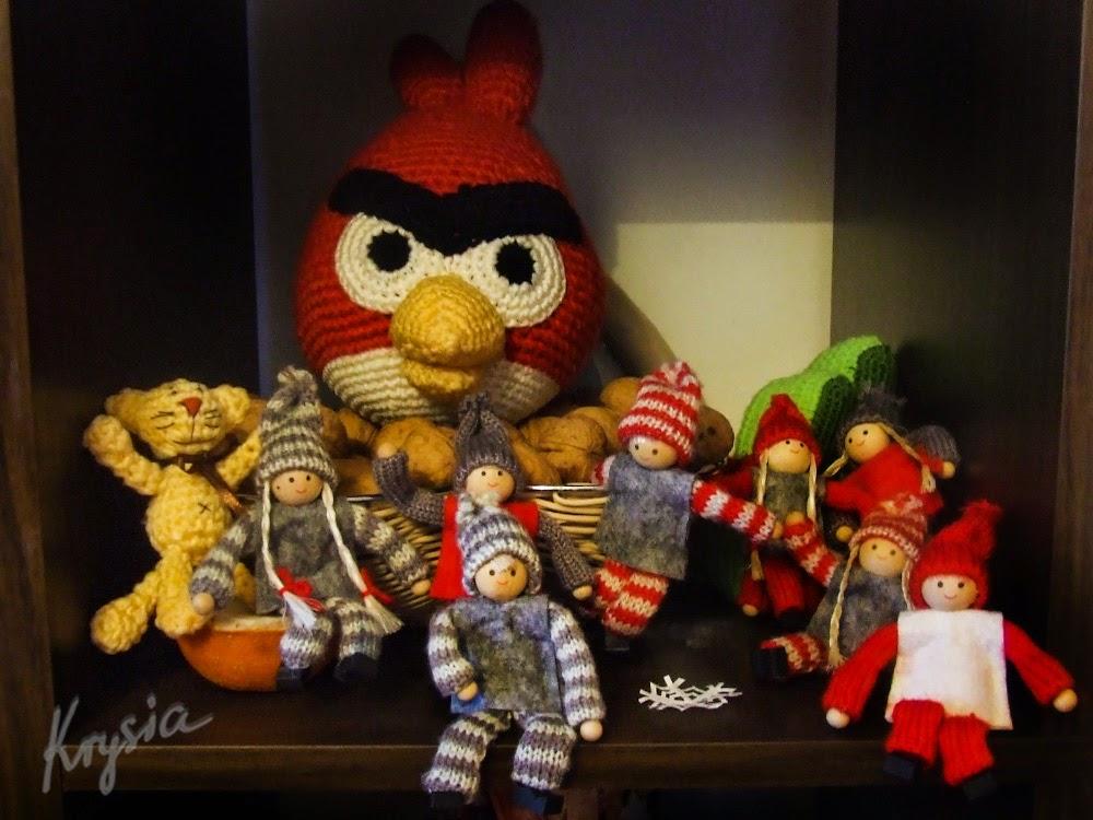 Andry Bird amigurumi crochet