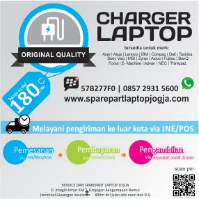 Promo Charger Laptop