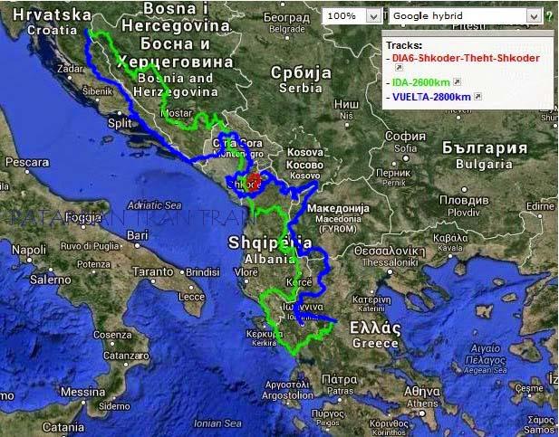 DRZ 400: Trail Forever: Balcanes Patarránicos (I)