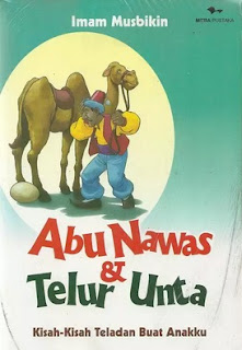 Kisah Abunawas dan Telur unta....!!!