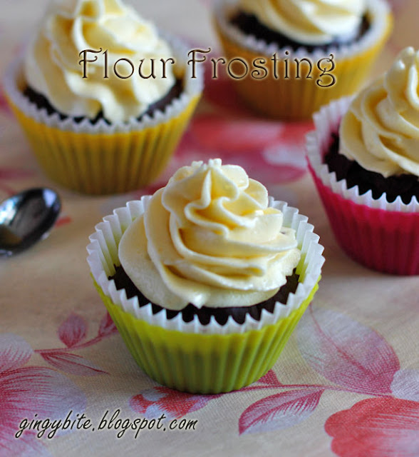 Flour Frosting