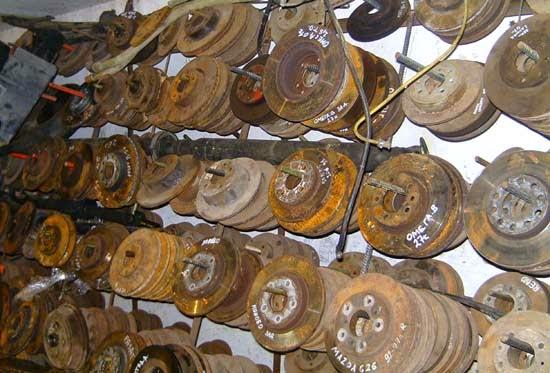 Тормозные диски для автомобилей