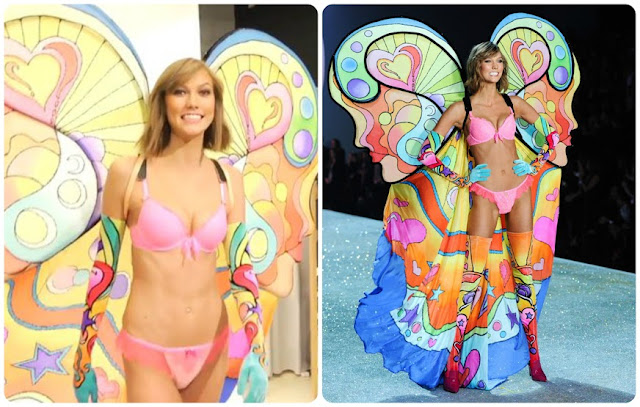 Karlie Kloss - Victoria's Secret Fashion Show 2013