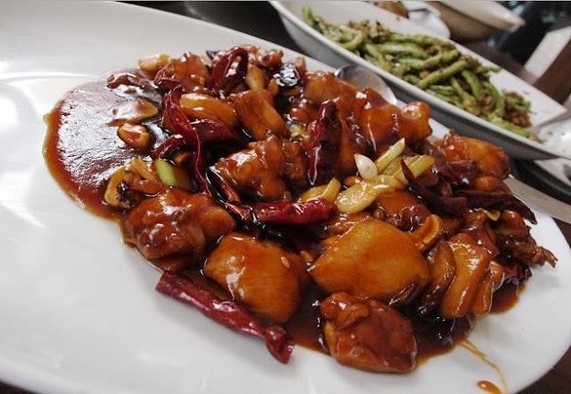 Ayam Cabe Kering