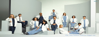 Photo de couverture Facebook Grey's Anotomy