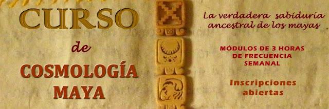 curso de cosmología maya