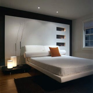 Decoraci n minimalista y contempor nea decoraci n de for Colores minimalistas para interiores