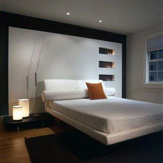 Decoraci n minimalista y contempor nea decoraci n de for Costo medio per costruire una casa con 4 camere da letto