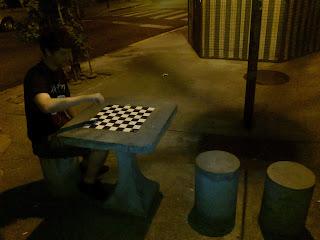 Imagen de ajedrez para Fugas y obsesiones