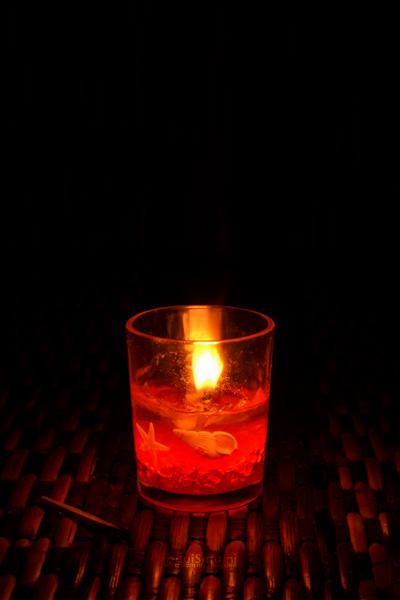 lilin, bakar diri