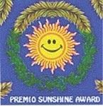 Premio Sunshine Award