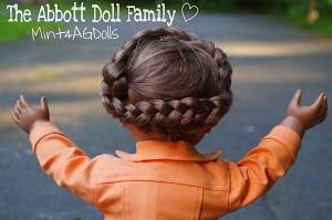 The Abbott Doll Family