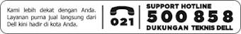 SERVICE CENTER  DELL  :