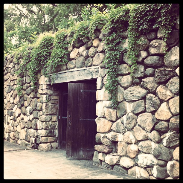 blue hill at stone barns wedding: TROVE INTERIORS: Blue Hill Stone Barns + A Wedding