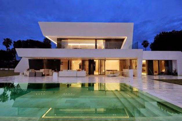 Excelente casa de diseño moderno en Cádiz España 9