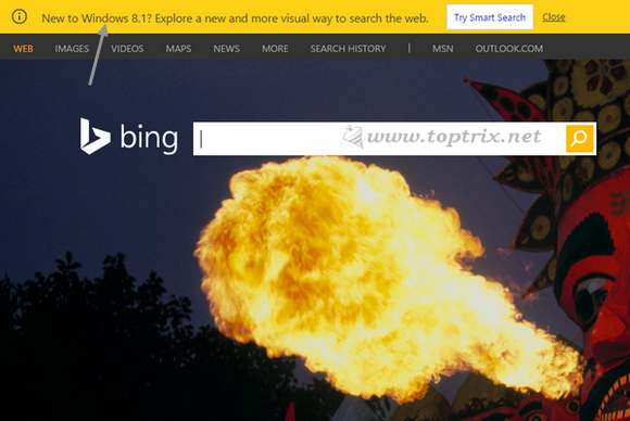 Bing recognize