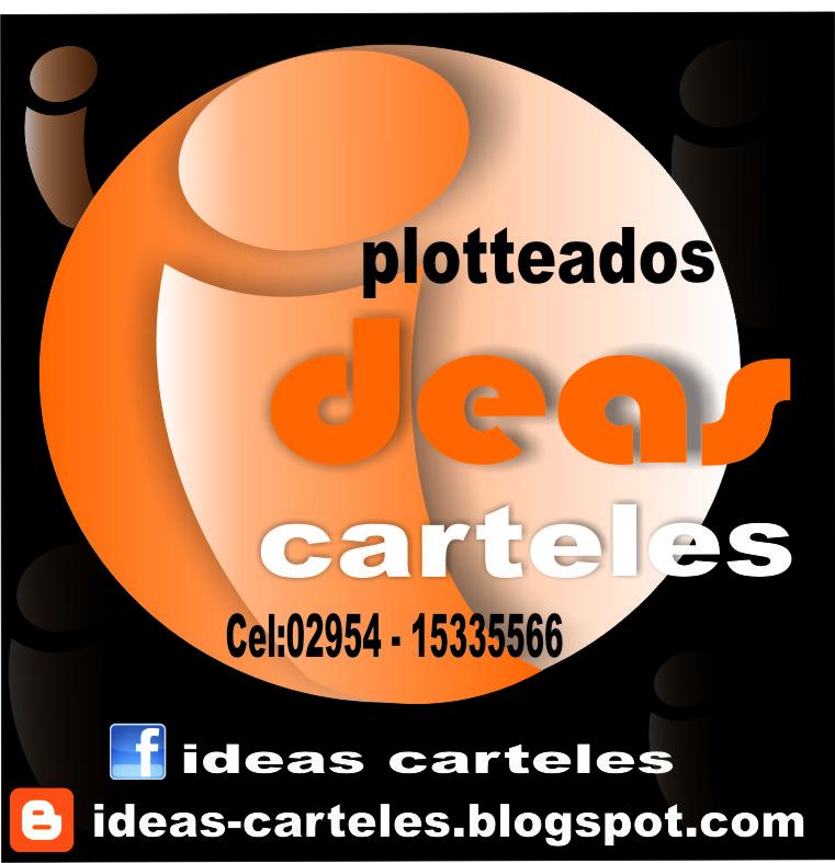 IDEAS CARTELES