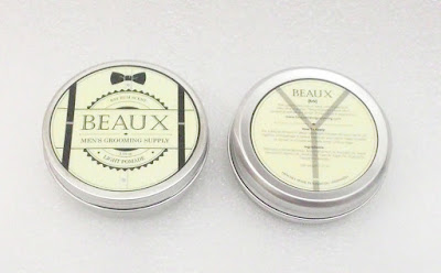 Pomade Beaux Light Baru - Men's Grooming