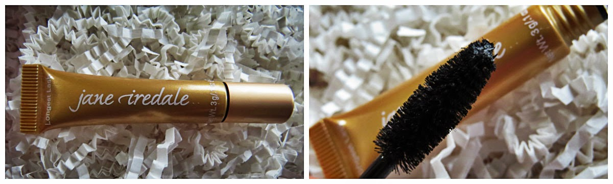 Jane Iredale Longest Lash Thickening and Lengthening Mascara in Black Ice