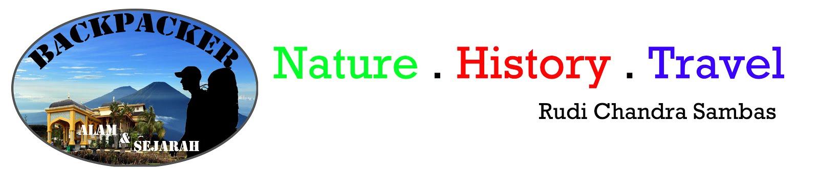 Backpacker Alam dan Sejarah
