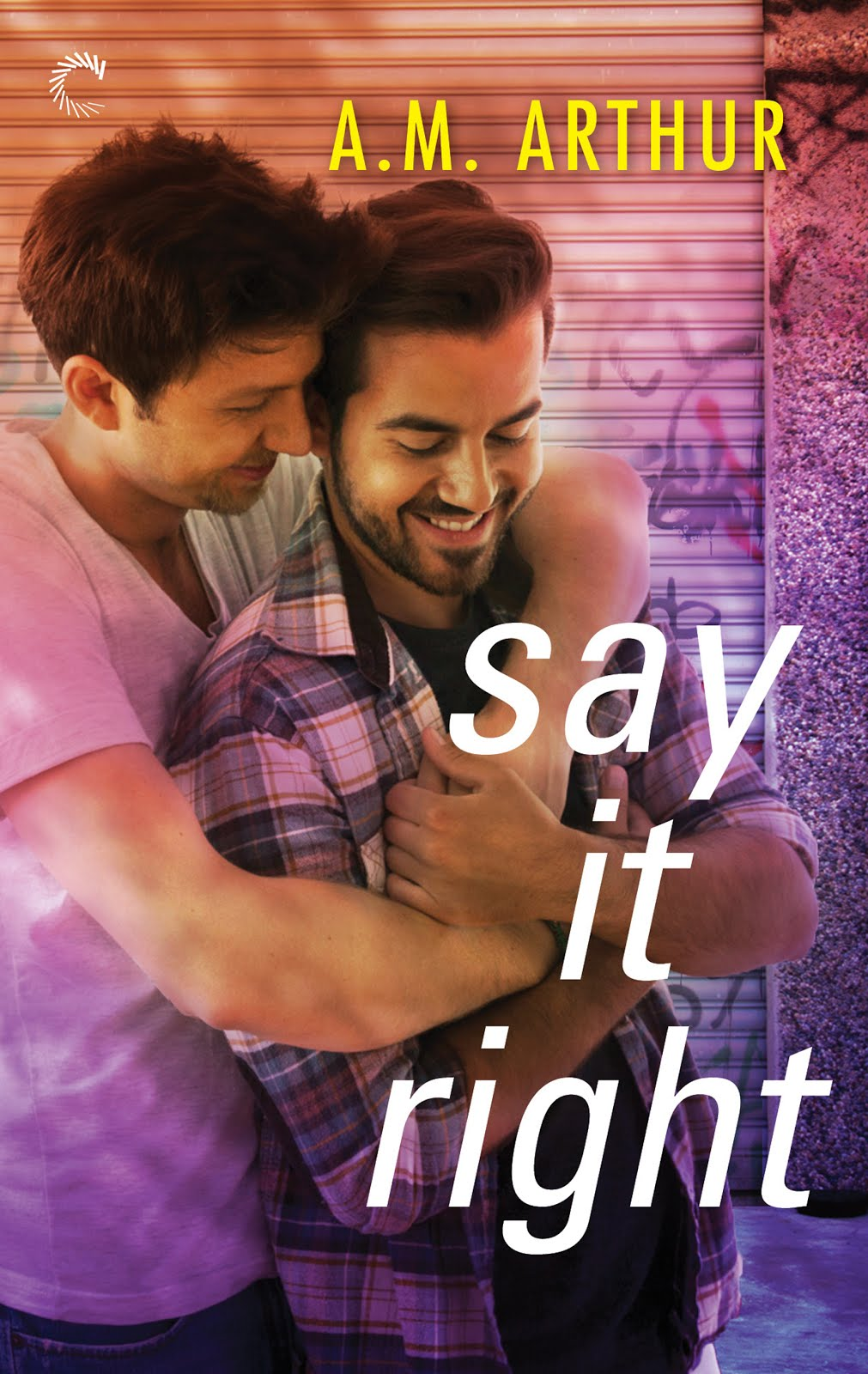 Say It Right (All Saints #2)