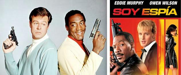 Bill Cosby, Eddie Murphy, Soy Espía