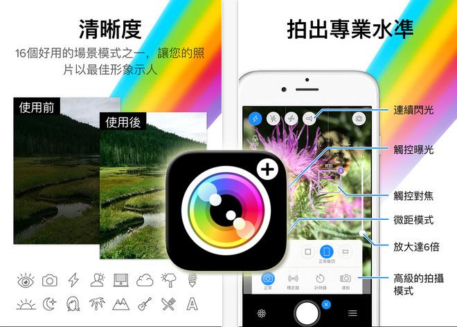 最暢銷的拍照 App「Camera+」推出免費版
