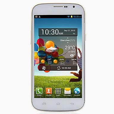 Smartphone DG500 DOOGEE Android 4.2
