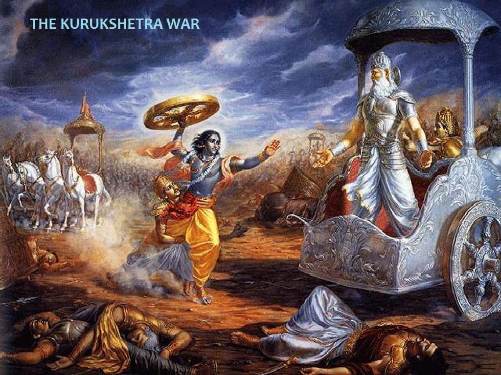 Mahabharata Krishna