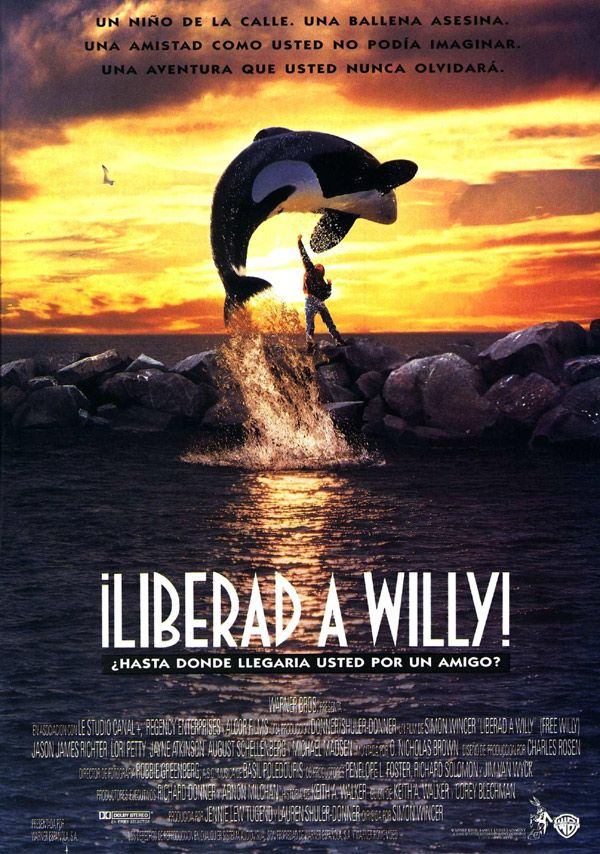 pel237culas y adopci243n 161liberad a willy liberen a willy