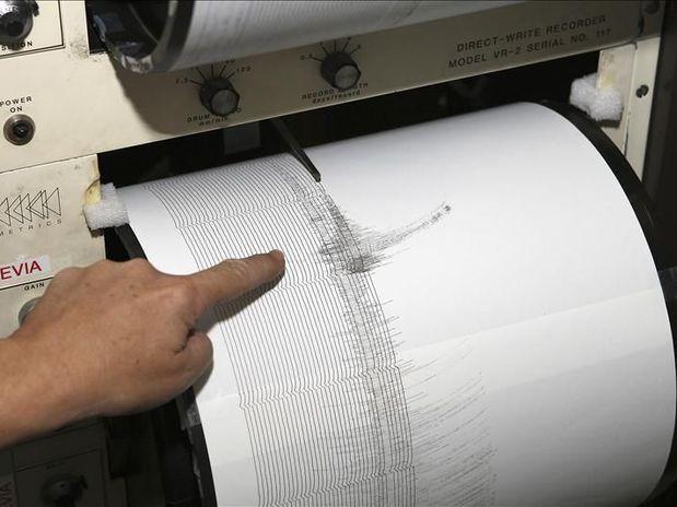 Terremoto oggi in Calabria epicentro in mare in provincia di Cosenza