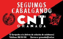 """http://www.facebook.com/pages/Anarquistas/378066755607147 Granada: CNT-AIT ante los 13 despidos en Portinox (GRUPO TEKA) CNT-AIT ante los 13 despidos en Portinox (GRUPO TEKA) Desde la CNT-AIT., entendemos que los 13 despedidos forma parte de un proceso de desmantelar y deslocalizar la Empresa PORTINOX de Granada Grupo TEKA y llevársela a países con precariedad laboral y económicamente mas «rentable». Esto ya ha ocurrido con el cierre de otras factorías en TEKA y la reducción de la mitad de la plantilla en TEKA SANTANDER. Esta es la política de esta empresa """"modelo"""" y que tantos artículos compran a los diarios granadinos, quieren descapitalizar esta empresa junto con los millones de euros del sudor de los granadinos y llevárselos a Méjico, Turquía, Portugal, China e Inglaterra … Estos despidos no son solo una simple reducción de plantilla, sino que pretenden ir paulatinamente eliminando todos los puestos de trabajo, o bien apostando por los contratos precarios como fijos discontinuos … Está en juego el pan y el futuro de muchas familias de esta ciudad y se permite la desindustrialización, una de las pocas que quedan en esta zona. Los trabajadores solidarios, la CNT-AIT, dejaremos bien claro a Portinox que con el despido de Pablo, delegado sindical de la CNT-AIT en Portinox y los 12 despedidos, han cometido un grave error. Demostraremos a Portinox que los derechos y la dignidad de los trabajadores son un bien muy caro de pagar, si se los intentan arrebatar a los trabajadores organizados. Demostraremos que despedir a 13 trabajadores organizados no es gratis. Que esta vez han dado en piedra. ¡Exigimos la readmisión inmediata del delegado sindical de la CNT-AIT en Portinox ! ¡Basta de acoso sindical y laboral en Portinox! ¡Basta de coacciones y engaños a los trabajadores en Portinox! ¡Ni un respiro a Portinox hasta la readmisión de los 13 despedidos! Desde la sección sindical de la CNT-AIT en Portinox, mandamos un mensaje a los trabajadores de la empresa, sea cual sea su"""