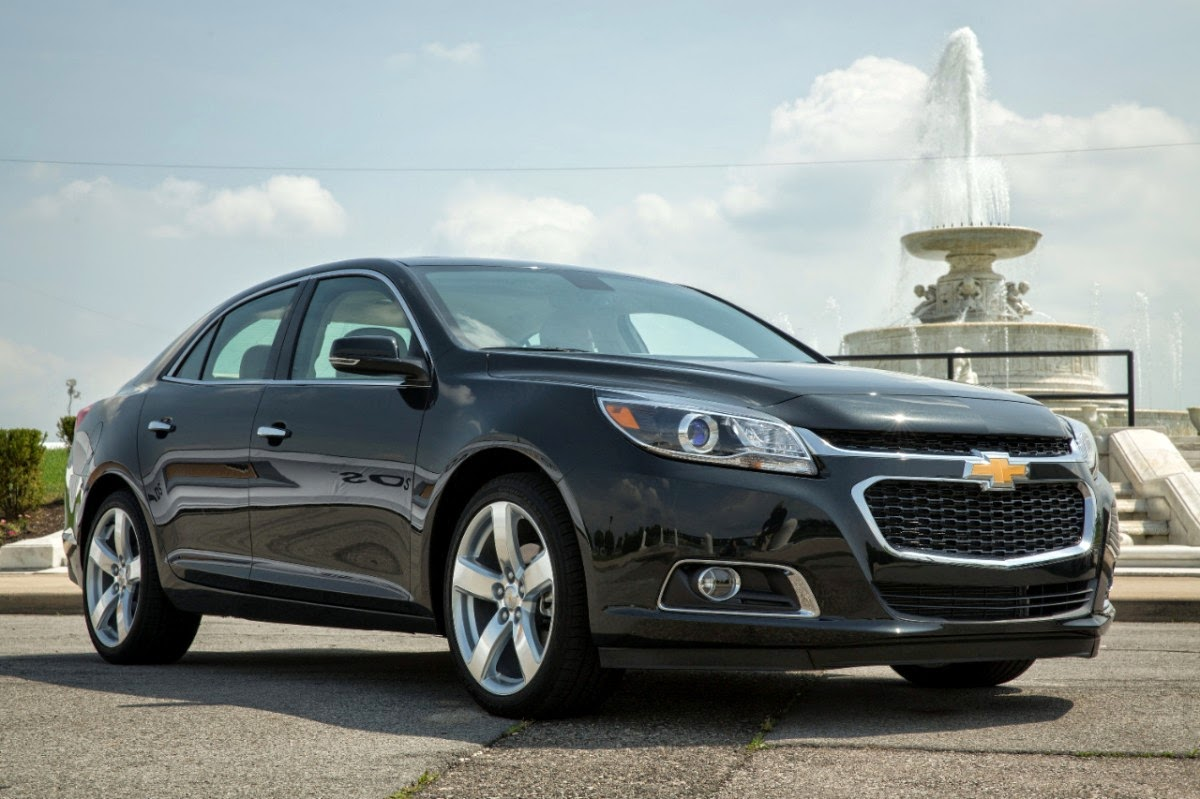 Chevy Malibu: A midsize that matters gets better