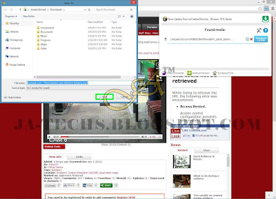 Download LiveLeak Videos Tutorial - Step 6