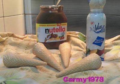 cornetto-gelato-nutella-e-panna