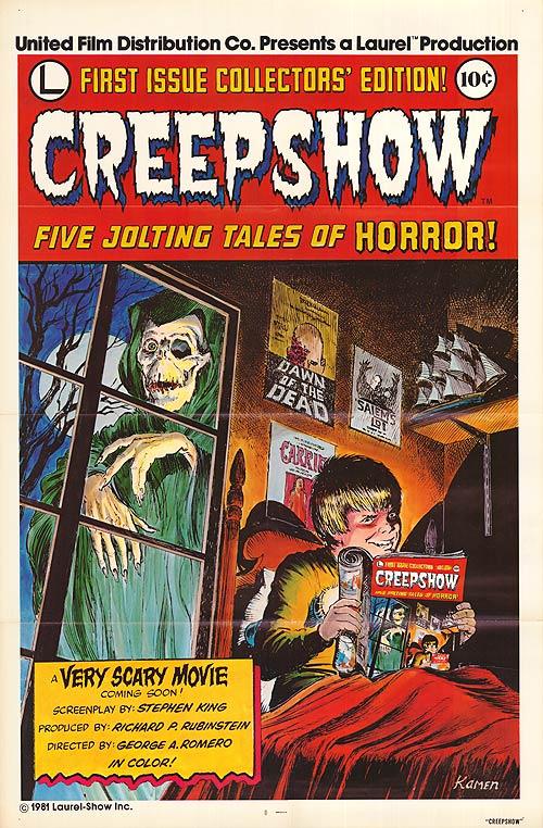 the horror novice creepshow
