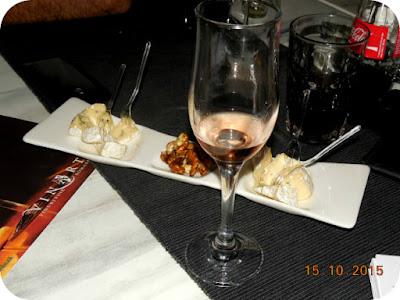 Brie au bleu - Ile de France - Rose Terase Danubiene - Vinarte