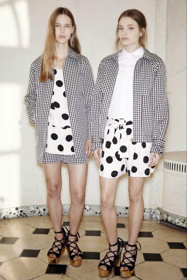 See by Chloe Ready-to-Wear Spring/Summer 2015 Lookbook