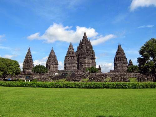 Tempat Wisata Pilihan Candi Prambanan Yogyakarta
