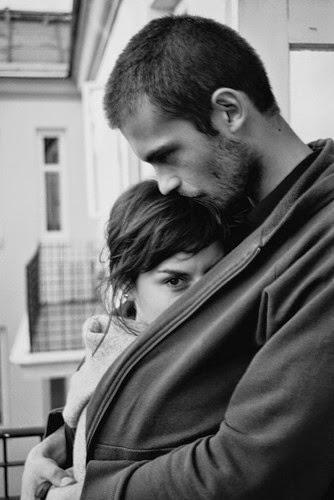 Hold me close.