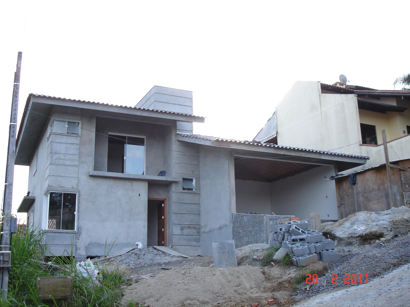 Nossa Casa no Site Construção da fundação ao acabamento: Fotos  #4A6381 1600 1200