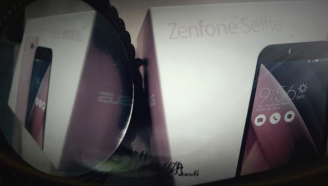 Asus ZenFone Selfie revue teste blog