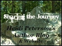Sharing the Journey: Heidi Peterson's Author Website