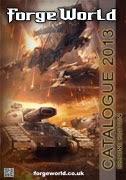 Catálogo de Forge World 2013, segunda edición