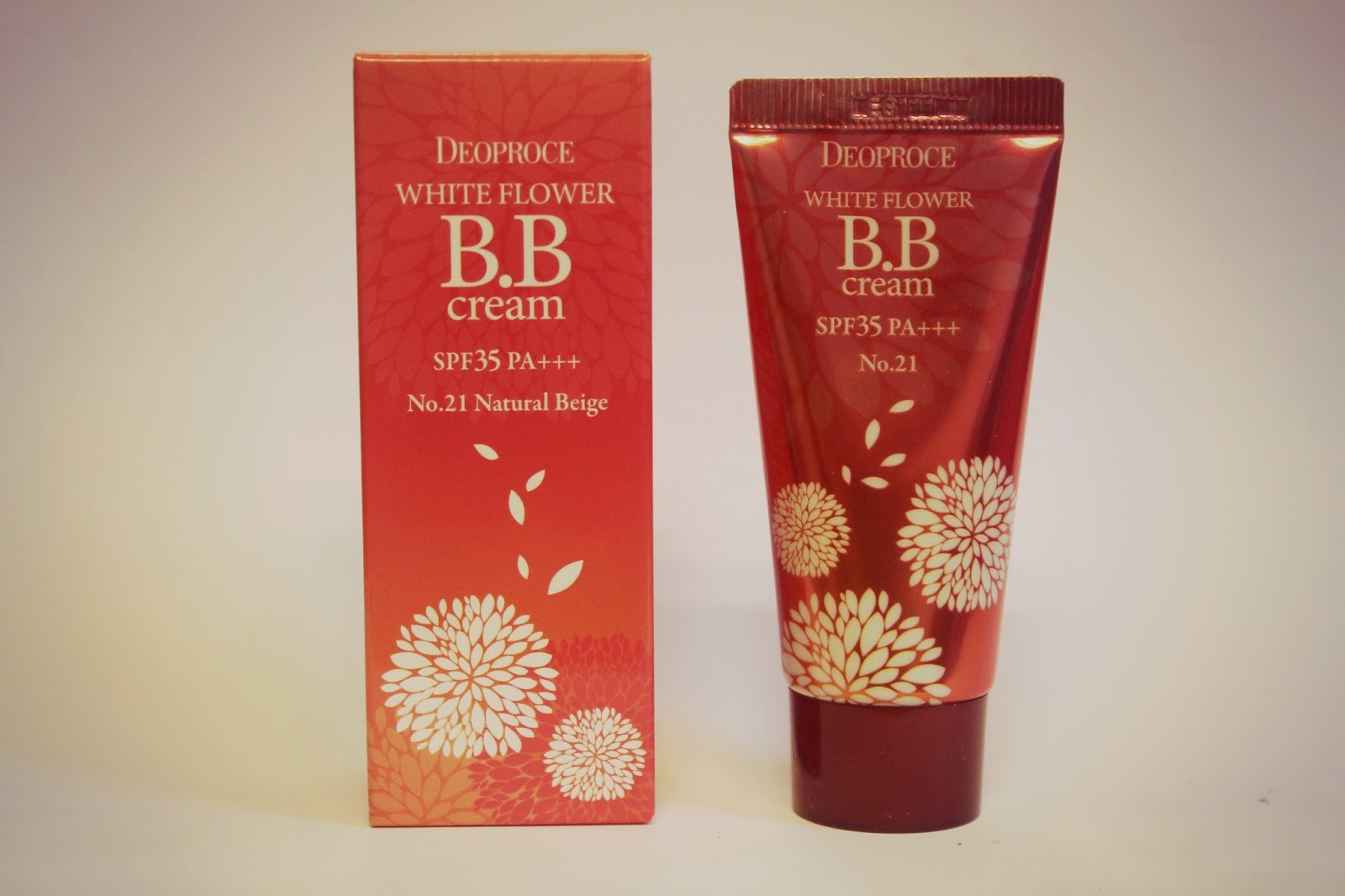 Korean BB creams