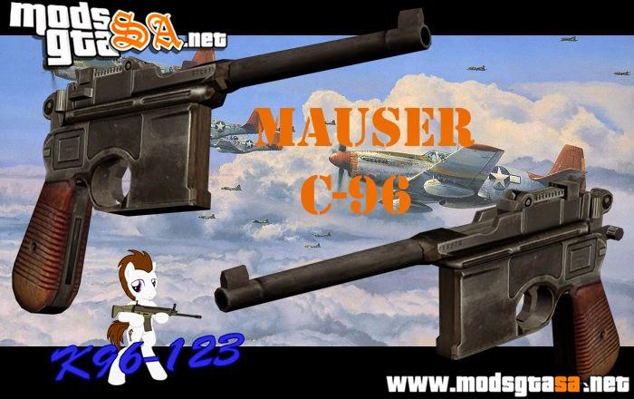 SA - Mauser C-96