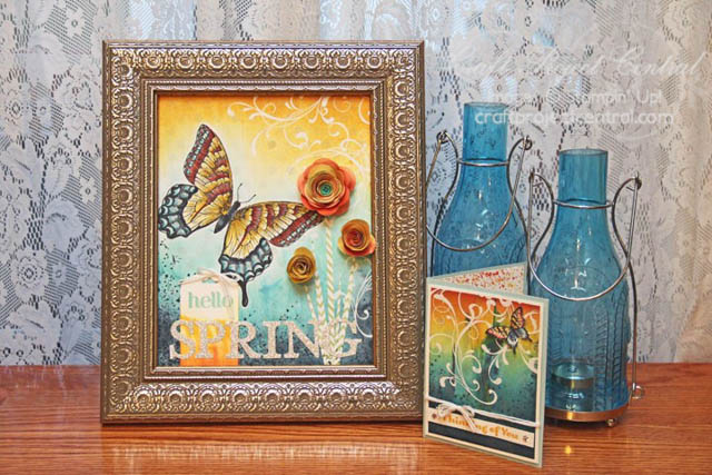 Hello Spring Art Gift Set